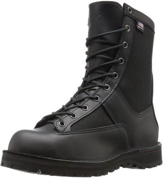 "Danner Men's Acadia 8"" Black Military & Tactical Boot 8.5 4E US"