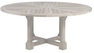 Summer Classics Lakeshore Teak Dining Table Frame Color: Lakeshore Tables #27 Oyster Teak Finish