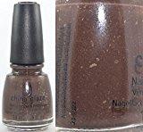 China Glaze Nail Polish-Lug Your Designer Baggage 81856