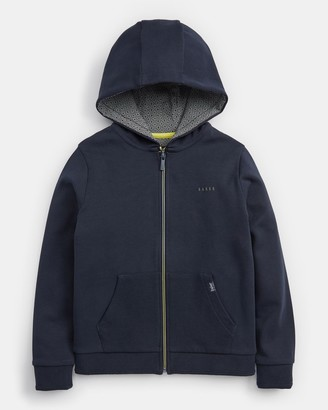 Ted Baker Zip-up Hooded Sweatshirt