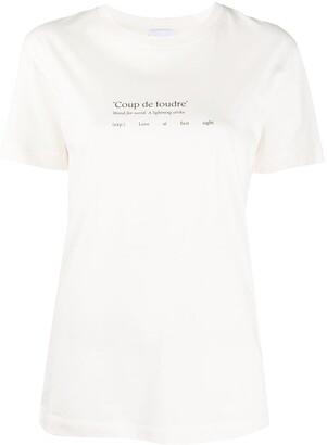 Patou coup de foudre T-shirt