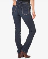 Silver Jeans Co. Suki Indigo Wash Straight-Leg Jeans