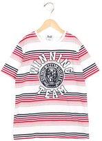 Dolce & Gabbana Boys' Striped Embroidered Shirt