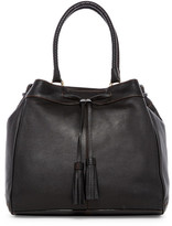 Cole Haan Loveth Leather Drawstring Tote