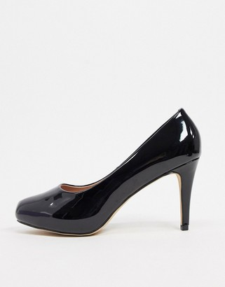 Madden-Girl Jelsey court shoes in black