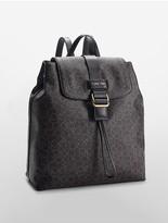 Calvin Klein Jordan Metro Flap Backpack