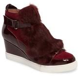 Linea Paolo Women's Frisky Wedge Sneaker