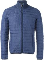 Dirk Bikkembergs padded jacket - men - Feather Down/Polyamide/Polyester/Polyimide - 48