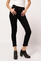A Gold E Sophie Crop High Rise Jean