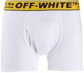 Off-White industrial waistband boxer briefs