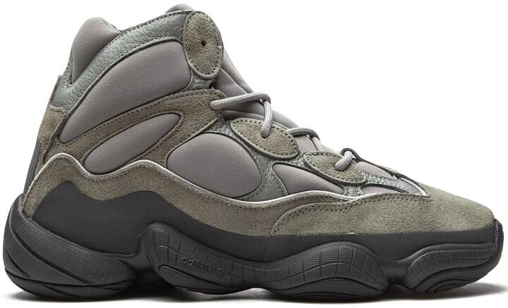 "Yeezy 500 High ""Mist Slate"" sneakers"