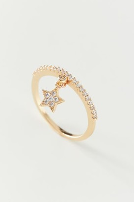 Urban Outfitters Delicate Charm Ring