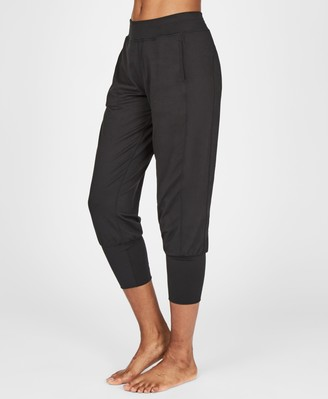 Sweaty Betty Garudasana Cropped Yoga Pants