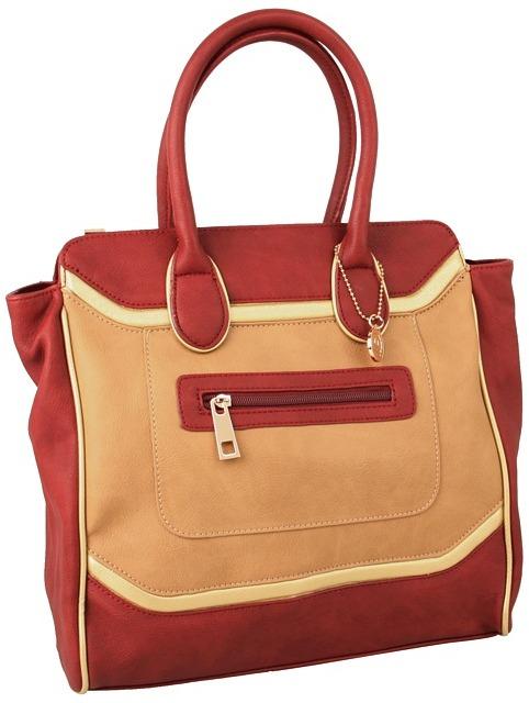Big Buddha Kari (Burgundy) - Bags and Luggage