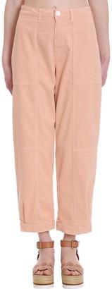 See by Chloe Jeans In Rose-pink Denim
