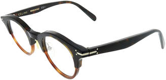 Celine Unisex Round 45Mm Optical Frames