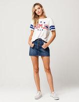 Volcom Stoned Denim Mini Skirt