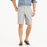 "J.Crew 10.5"" Short In Heathered Cotton"