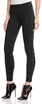David Lerner Lattice Lace-Up Leggings
