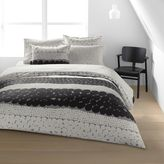 Marimekko Jurmo King Duvet Cover Set in Dark Shadow