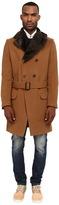 Vivienne Westwood Classic Melton Driving Coat