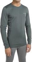 Columbia Midweight Mesh Omni-Heat® Base Layer Top - Long Sleeve (For Men)