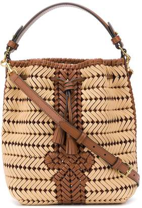Anya Hindmarch The Neeson rope bucket bag