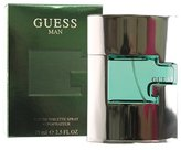 GUESS Man by for Men - 2.5 Ounce EDT Spray
