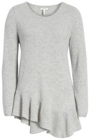 Joie Women's Tambrel N Wool & Cashmere Asymmetrical Sweater Tunic