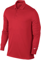 Nike Men's Victory Dri-FIT Long-Sleeve Golf Polo