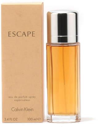 Calvin Klein Escape for Ladies Eau de Parfum Spray, 3.4 oz./100.5 mL
