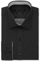 Sean John Classic/Regular Fit Men's Big & Tall Dot Dress Shirt