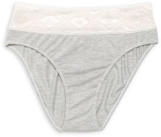 Cosabella Avi Striped Bikini Brief