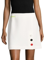 Anne Klein Even Crepe A line Skirt
