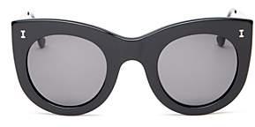 Illesteva Boca Ii Sunglasses, 47mm