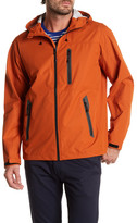 Hawke & Co Tech Hooded Rain Jacket
