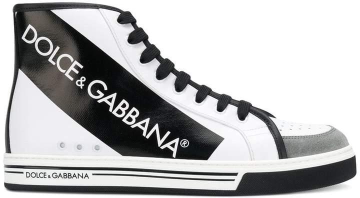 Dolce & Gabbana Roma Hi-Top sneakers