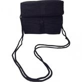 Prada Prade Ruched Silk Evening Bag With Strap