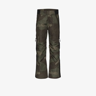 Holden Camouflage Print Ski Trousers