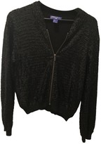 Jimmy Choo For H&M For H&m Black Glitter Jacket for Women