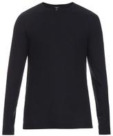Vince Crew-neck Cotton Sweatshirt
