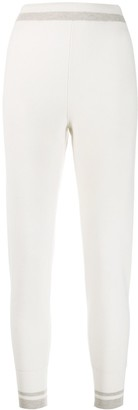 Fabiana Filippi Slim-Fit Track Trousers