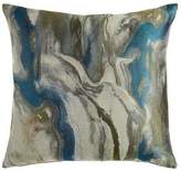 """Eastern Accents Dixon Marbled Pillow, 22""""Sq."""