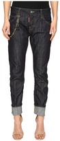 DSQUARED2 Skin Hibird Pants Five-Pockets