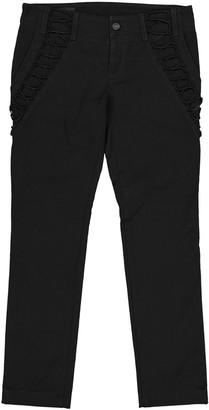 Gucci Black Cotton - elasthane Jeans