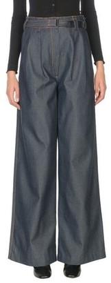 Michel Klein Denim trousers