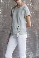 Lilla P Short Sleeve Pullover