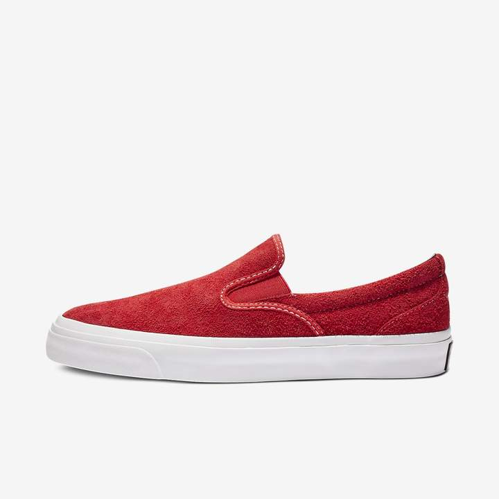 Converse Unisex Shoe One Star CC Slip Dark Star Vintage Suede