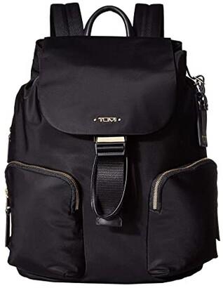 Tumi Voyageur Rivas Backpack (Black) Backpack Bags