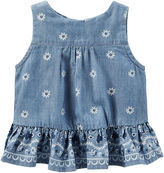 Osh Kosh Oshkosh Sleeveless Tank-Baby Girls